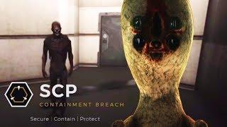 SCP Containment Breach Unity ESCAPE SITE 48