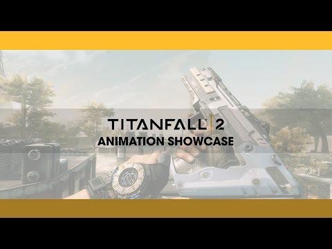 Titanfall 2 animation showcase
