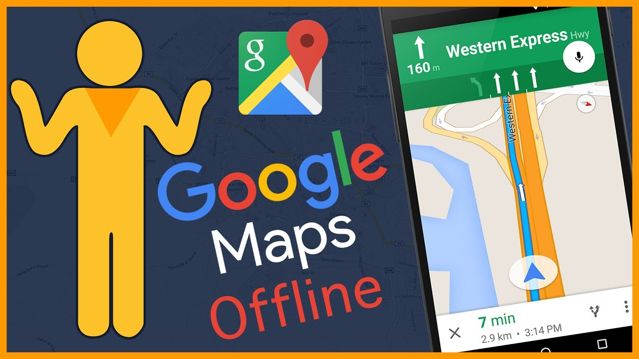 offline térkép androidra How To Use Google Maps Offline on Android   YouTube offline térkép androidra