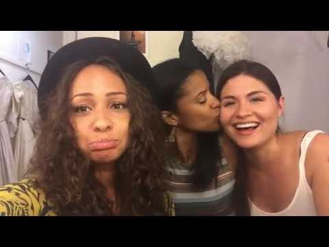 The Schuyler Sisters Perform For The Longest Time
