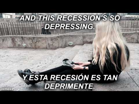 kat dahlia // gangsta // lyrics español - inglés HD