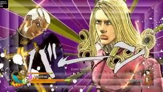 JoJo's Bizarre Adventure: Eyes of Heaven - Funny Valentine Gameplay