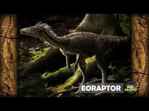 Eoraptor | ABCsaurio