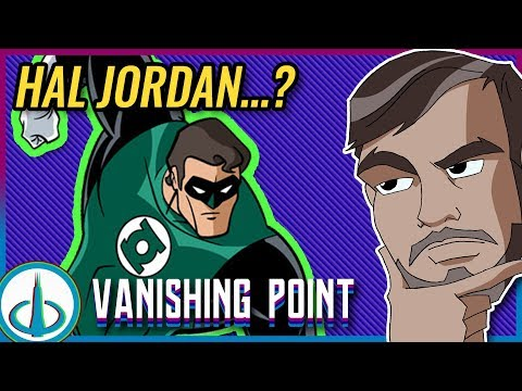 HAL JORDAN in the DCAU - Explained? | The Vanishing Point