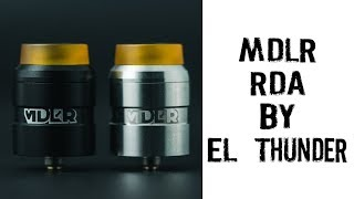 MDLR RDA by El Thunder