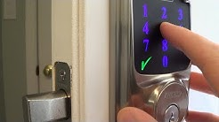 How To Install a Keyless Coded Smart Lock