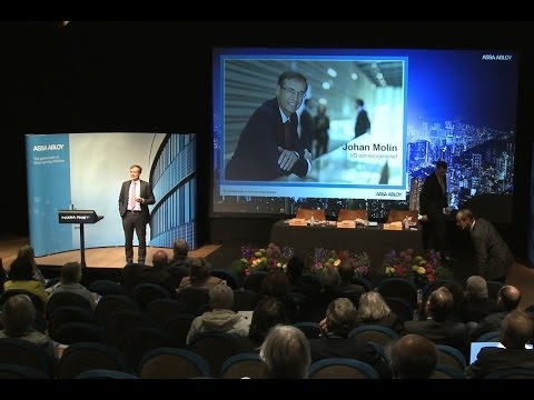 ASSA ABLOY 2014 Annual General Meeting (in Swedish)