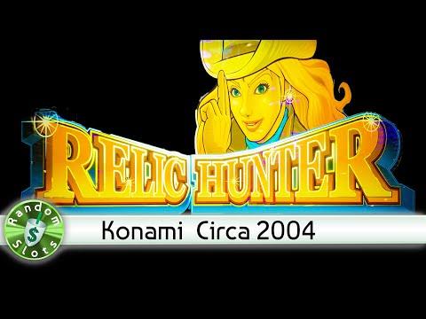 Relic Hunters Slot Machine