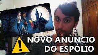 NOVO ANÚNCIO DO ESPÓLIO!