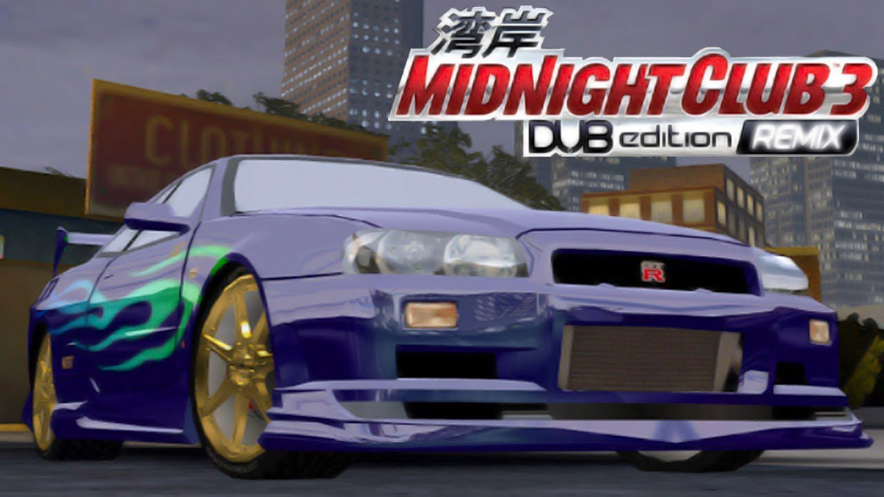 how to play midnight club 3 on ps3
