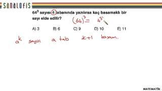 Fem ygs 2 soru çözümleri matematik soru 25