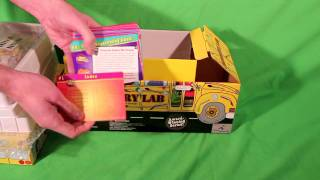 The Magic School Bus Chemistry Lab Review