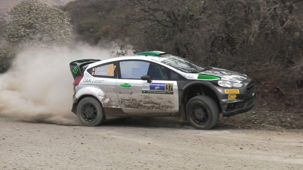 ... Mexico 2016 - L. Bertelli / S. Scattolin - Ford Fiesta WRC 2017-01-30