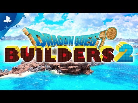 Dragon Quest Builders 2 - продано 1,1 миллиона копий