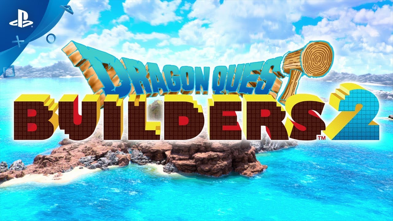 GB Dragon Quest Builders 2 – E3 2019 Trailer | PS4