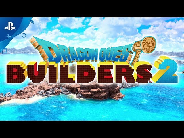 Dragon Quest Builders 2 - E3 2019 Trailer | PS4