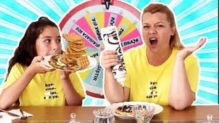 Çarkıfelek Waffle Challenge