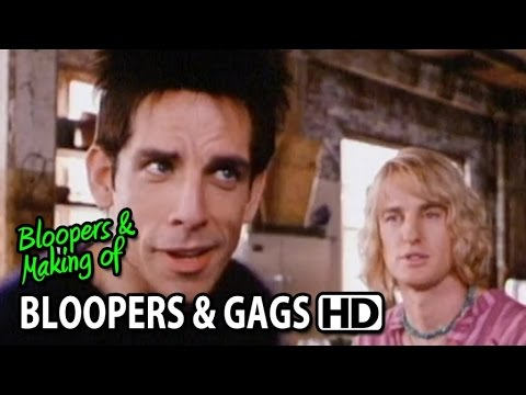 Zoolander (2001) Bloopers, Gag Reel & Outtakes with Trivia & Goofs