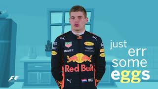 F1 Drivers Reveal Their Cookery Skills