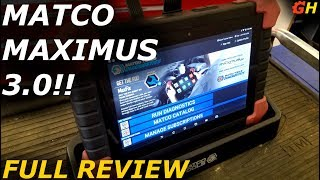Matco Maximus 2 0 Hack to Tablet