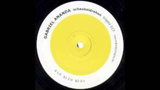 Gabriel Ananda - Schaukeldrehen (Trapez) 2002