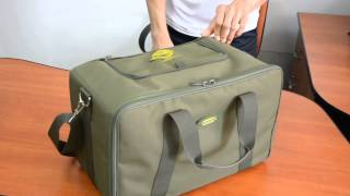 РСФ-1.Сумка для рыбалки на фидер и болонские удочки/RSF-1.Bag for fishing on Bologna rods.