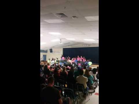 Band + choir lantana middle school spring concert 2016