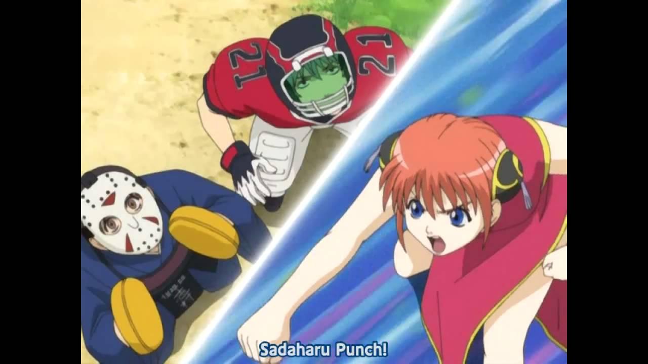 Gintama Parody