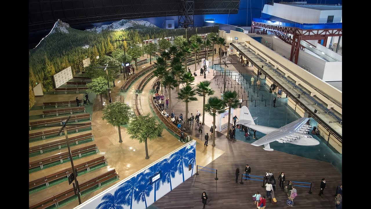 Carnival Cruise Line Expands Terminal