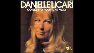 Danielle Licari - Concerto pour une voix