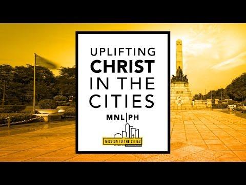 International Field School of Urban Evangelism - Manila April 24