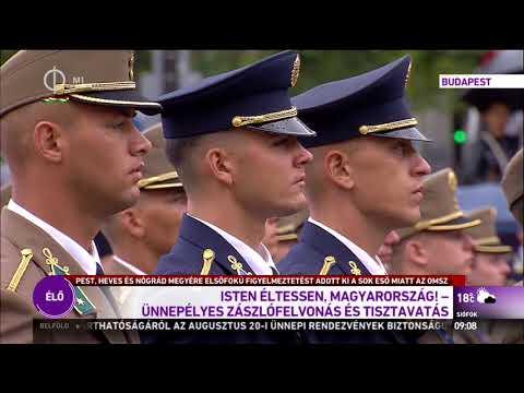 Áder ünnepi beszéde a Kossuth téren - 2017. augusztus 20.