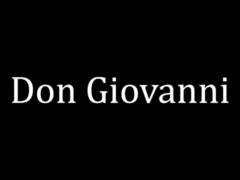 DON GIOVANNI FIT UP AT THE ISRAELI OPERA HOUSE 2018