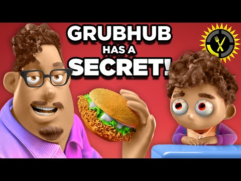 Food Theory: Grubhub Lore Exists and It's WEIRDER Than You Thought! - The Food Theorists