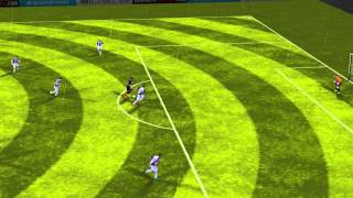 FIFA 14 iPhone/iPad - R.Valladolid CF vs. FC Barcelona