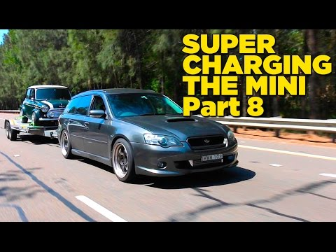 Supercharging The Mini - Part 8