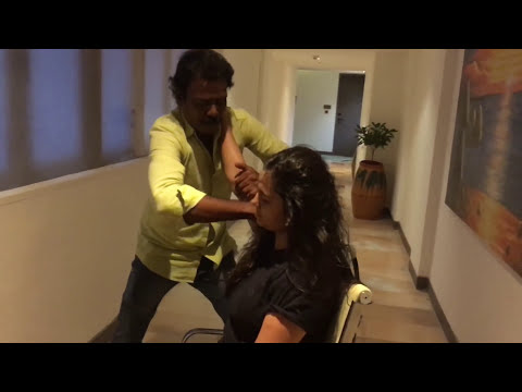 Worlds Greatest Head Massage Baba in Bombay|Baba in Mumbai|Female ASMR
