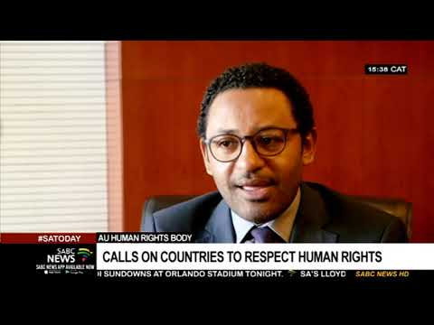 Deeper look at the work of the African Commission of Human and People's Rights