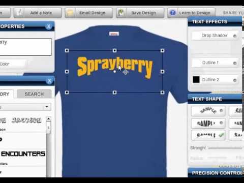 Lacrosse T-Shirt Design