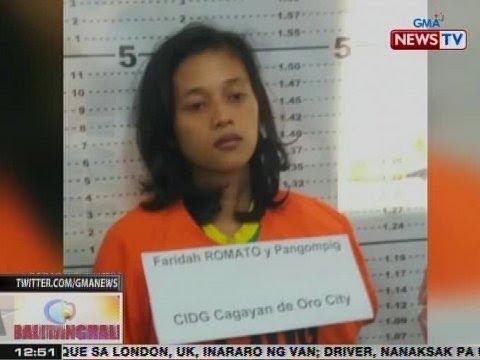 BT: Babaeng kapatid ng Maute brothers at 2 kasama niya, arestado