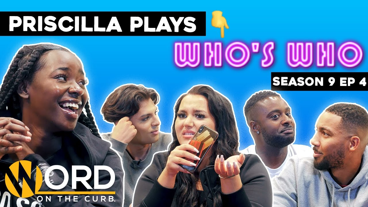PRISCILLA ANYABU RECKONS SAVAGE DAN'S 1ST CRUSH WAS NEEKY AND CLAPPED   WHO'S WHO (S.9 EP.4)
