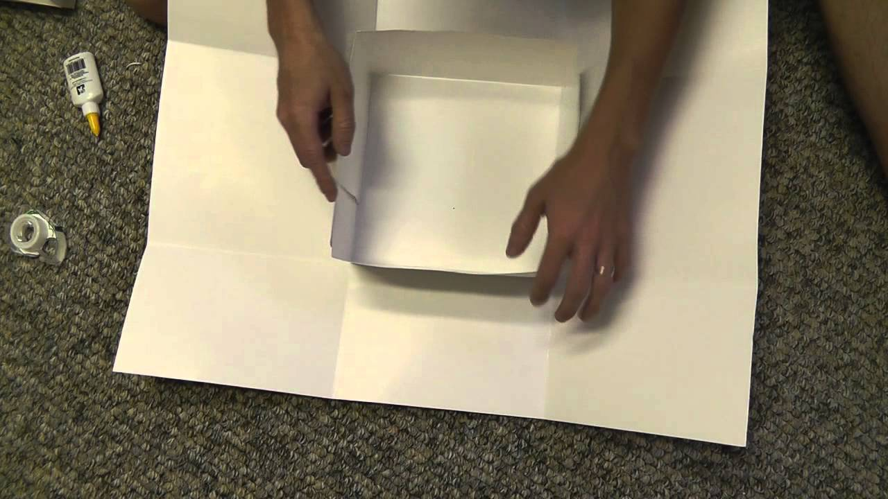 How to make a gift box for 1 a whispered do it yourself diy how to make a gift box for 1 a whispered do it yourself diy tutorial youtube solutioingenieria Image collections