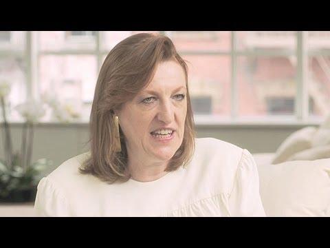 GLENDA BAILEY on the Beauty of Imperfection ||  THE CONVERSATION WITH AMANDA DE CADENET