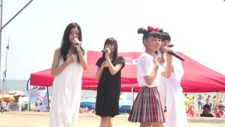 【KAGAJO☆4S 15】M-1 ワタシノミライ(もののけVer.)@2013年08月15日 真...