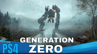 Generation Zero - PS4 - NEW GAME ANNOUNCEMENT!!!!
