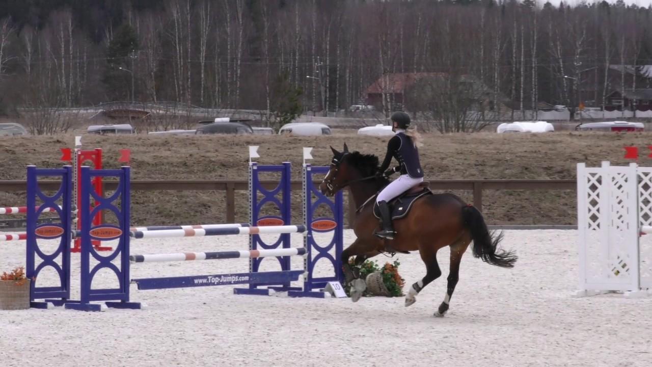 Vatanen Yasmin & Licor 100cm @ Hyvinkää Riders Inn 28.-30.4.2017 ...