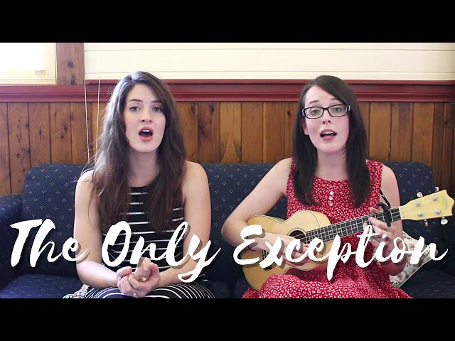 The Only Exception Paramore Ukulele Cover Chords Chordify