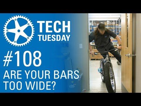 Sizing & Cutting Handlebars | Tech Tuesday #108