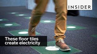видео Кто производит Smart Floor