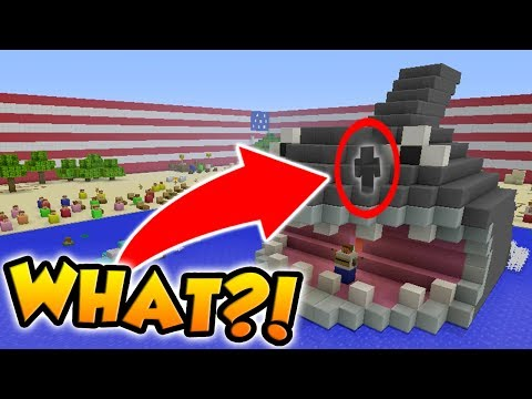 MY SNEAKIEST HIDING SPOT IN MINECRAFT HIDE AND SEEK YET! (Baywatch Themed)